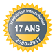 17 Ans de traduction et d'interpretation